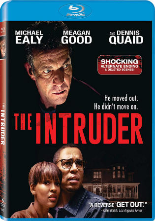 The Intruder 2019 BluRay 800Mb Hindi Dual Audio ORG 720p Watch Online Full Movie Download bolly4u