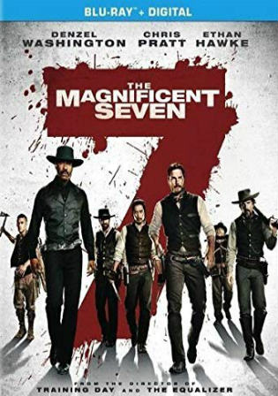 The Magnificent Seven 2016 BluRay 1GB Hindi Dual Audio 720p Watch Online Full Movie Download bolly4u