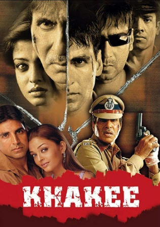 Khakee 2004 WERip 1.2Gb Hindi 720p