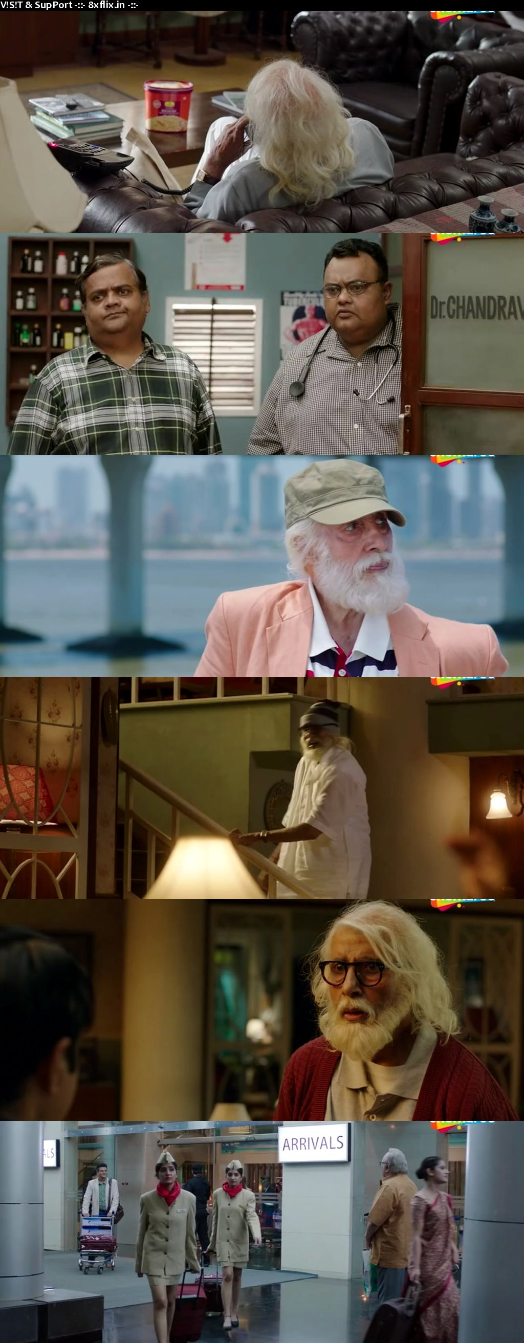 102 Not Out 2018 Full Hindi Movie Download 720p 480p DVDRip HD