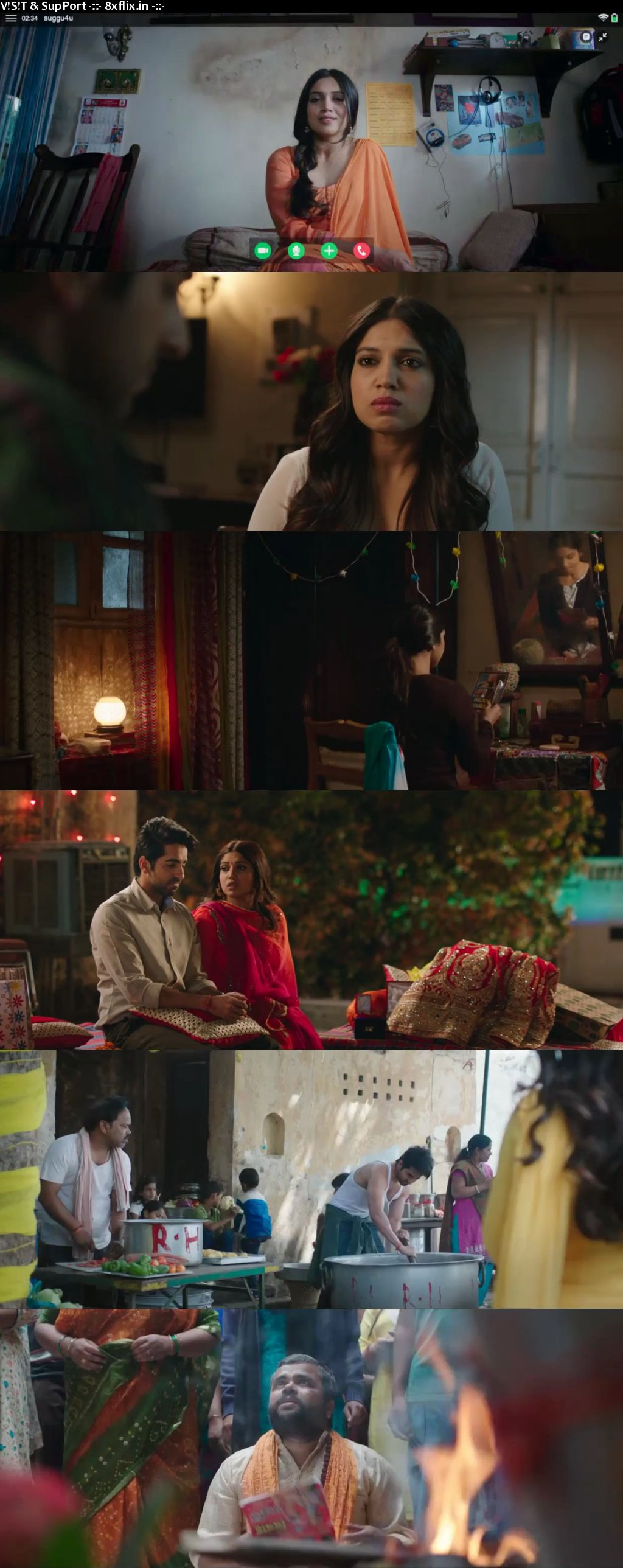 Shubh Mangal Saavdhan 2017 Full Hindi Movie Download 720p 480p HDRip HD