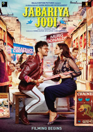 Jabariya Jodi 2019 WEB-DL 900MB Full Hindi Movie Download 720p