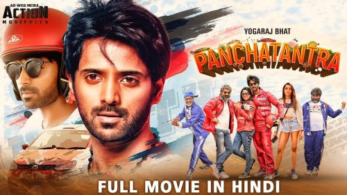 Panchatantra 2019 HDRip 750Mb Hindi Dubbed 720p