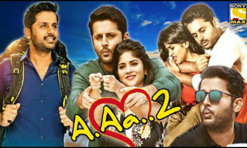 A.. Aa… 2 2019 HDRip 850MB Hindi Dubbed 720p