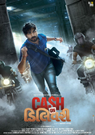 Cash On Delivery 2017 WEB-DL 300Mb Gujrati 480p ESub