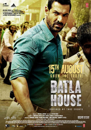 Batla House 2019 WEB-DL 1GB Full Hindi Movie Download 720p