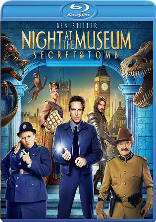 Night At The Museum Secret Of The Tomb 2014 BluRay 750Mb Hindi Dual Audio 720p Watch Online Full Movie Download bolly4u