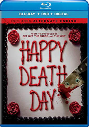 Happy Death Day 2017 BluRay 300Mb Hindi Dual Audio ORG 480p Watch Online Full Movie Download bolly4u