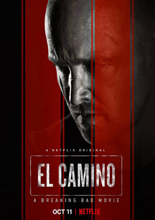 El Camino A Breaking Bad Movie 2019 WEB-DL 350Mb English 480p ESub
