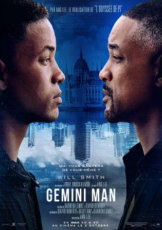 Gemini Man 2019 HDCAM 300Mb Hindi Dual Audio 480p Watch Online Full Movie Download bolly4u