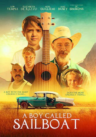 A Boy Called Sailboat 2018 WEBRip 300MB Hindi Dual Audio 480p Watch Online Full Movie Download bolly4u