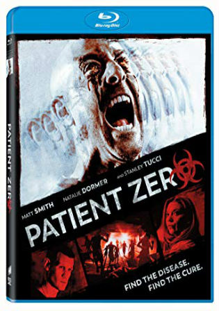 Patient Zero 2018 BluRay 300MB Hindi Dual Audio 480p