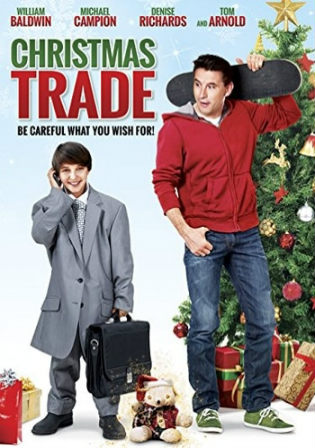 Christmas Trade 2015 HDRip 300MB UNCUT Hindi Dual Audio 480p