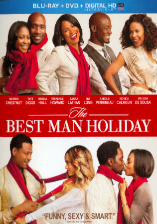 The Best Man Holiday 2013 BluRay 300MB Hindi Dual Audio 480p