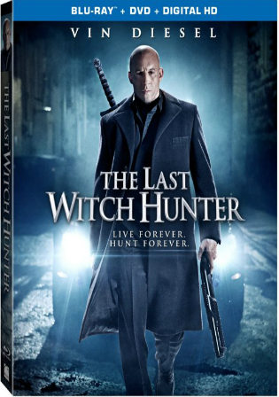 The Last Witch Hunter 2015 BluRay 300Mb Hindi Dual Audio 480p