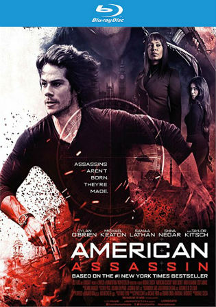 American Assassin 2017 BluRay 300MB Hindi Dual Audio 480p