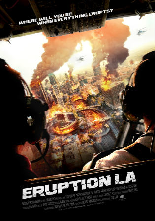 Eruption LA 2018 WEBRip 300Mb Hindi Dual Audio 480p
