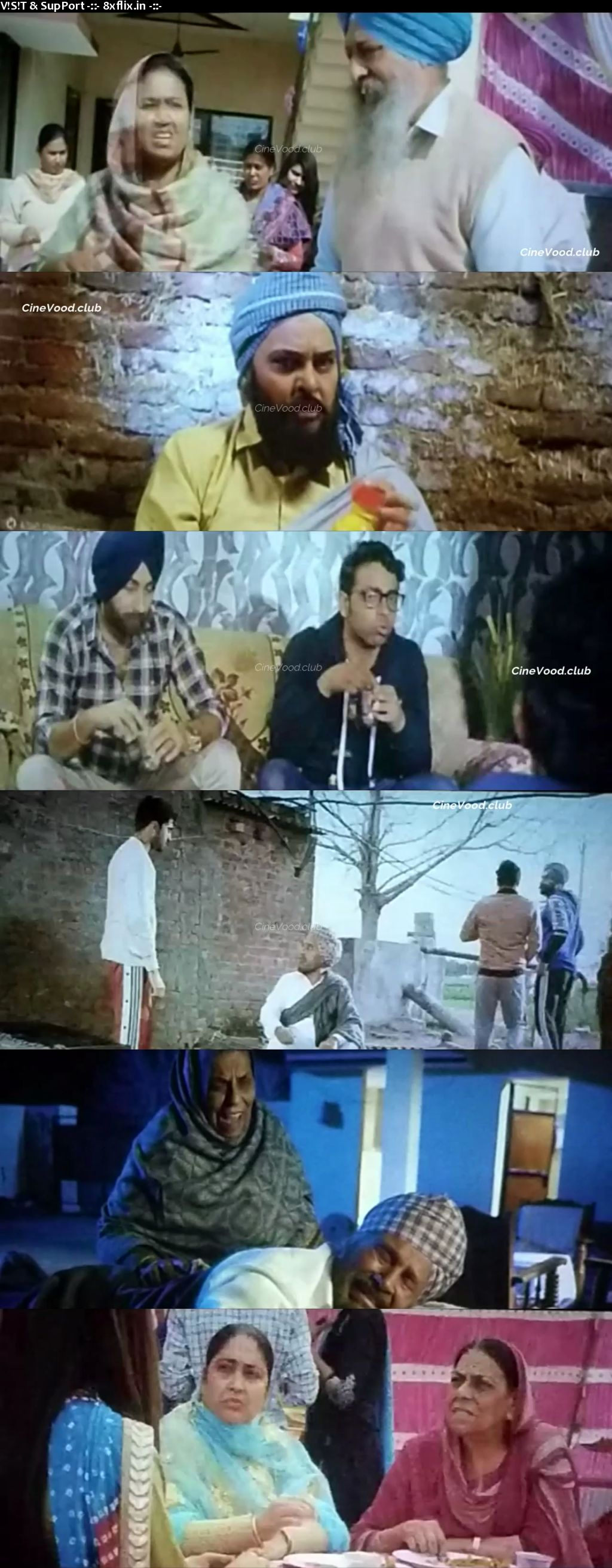 Unni Ikki 2019 Full Punjabi Movie Download 720p 480p PreDVDRip HD