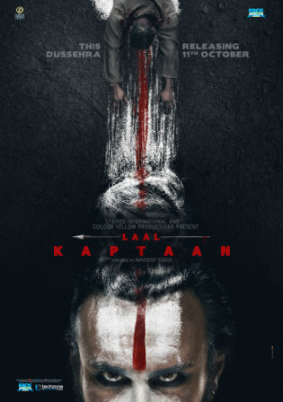 Laal Kaptaan 2019 Pre DVDRip 1GB Full Hindi Movie Download 720p
