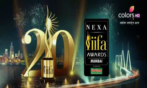 IIfa Awards 2019 HDTV 480p 500MB Main Event 20 October 2019