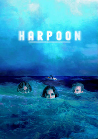 Harpoon 2019 HDRip 280MB Hindi Dual Audio 480p