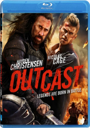 Outcast 2014 BluRay 300Mb Hindi Dual Audio 480p ESub