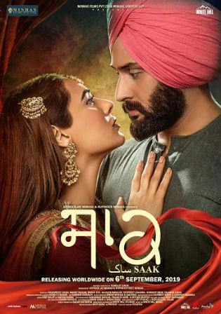 Saak 2019 WEB-DL 300Mb Full Punjabi Movie Download 480p ESub