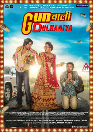 Gunwali Dulhaniya 2019 HDRip 750Mb Full Hindi Movie Download 720p