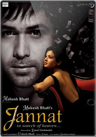 Jannat 2008 WEB-DL 950Mb Full Hindi Movie Download 720p
