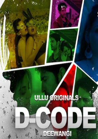 D-Code Deewangi 2019 WEB-DL 550Mb Hindi Complete S01 Download 720p