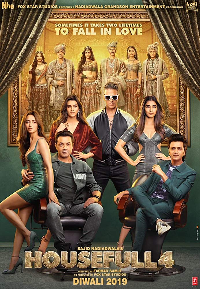 Housefull 4 2019 Hindi Full Movie Download