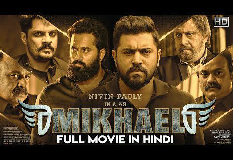Mikhael 2019 HDRip 950Mb Hindi Dubbed 720p