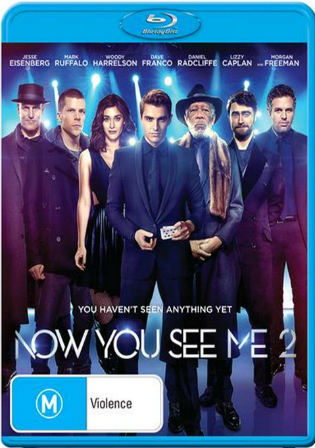 Now You See Me 2 2016 BluRay 999MB Hindi Dual Audio 720p ESub Watch Online Full Movie Download bolly4u