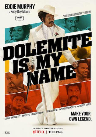 Dolemite Is My Name 2019 WEBRip 300MB Hindi Dual Audio 480p Watch Online Full Movie Download bolly4u
