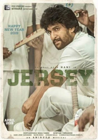 Jersey 2019 HDRip 500MB UNCUT Hindi Dual Audio 480p Watch Online Full Movie Download bolly4u