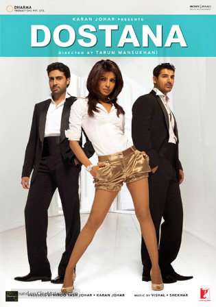 Dostana 2008 BluRay 1Gb Full Hindi Movie Download 720p Watch Online Free bolly4u