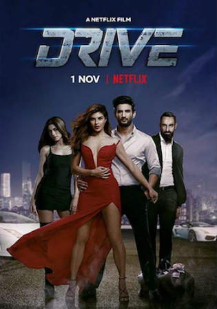Drive 2019 WEBRip 300MB Full Hindi Movie Download 480p