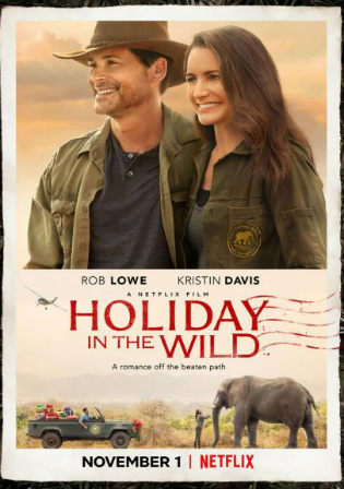 Holiday In The Wild 2019 WEB-DL 300Mb Hindi Dual Audio 480p Watch Online Full Movie Download bolly4u