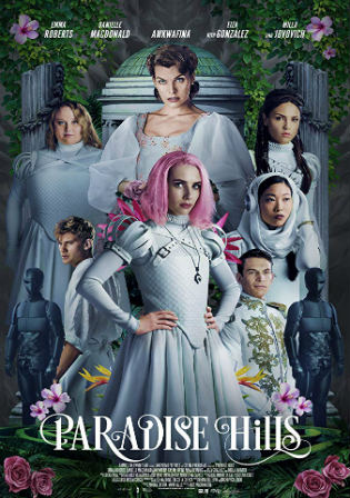 Paradise Hills 2019 WEB-DL 750MB English 720p ESub Watch Online Full Movie Download bolly4u