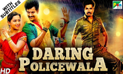 Daring Policewala 2019 HDRip 300MB Hindi Dubbed 480p Watch Online Full Movie Download bolly4u