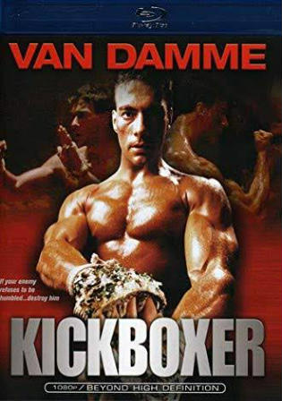 Kickboxer 1989 BluRay 300MB Hindi Dual Audio 480p Watch Online Full Movie Download Bolly4u