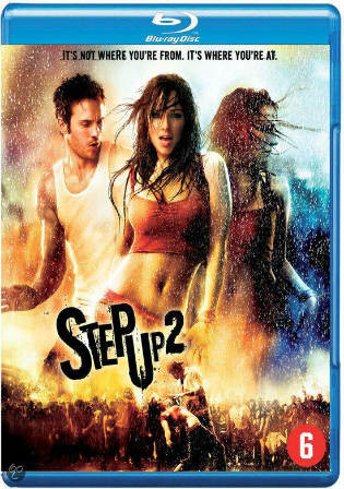 Step Up 2 The Streets 2008 BluRay 300MB Hindi Dual Audio 480p