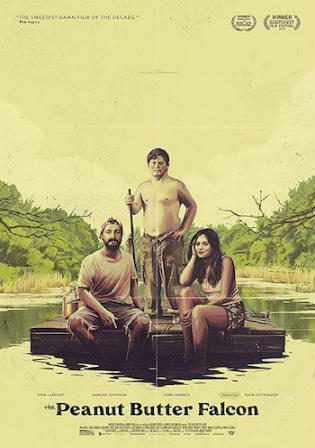 The Peanut Butter Falcon 2019 WEB-DL 300MB English 480p ESub