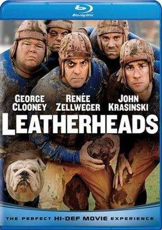 Leatherheads 2008 BluRay 900Mb Hindi Dual Audio 720p Watch Online Full Movie Download bolly4u
