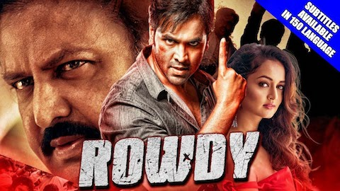 Rowdy 2019 HDRip 300MB Hindi Dubbed 480p