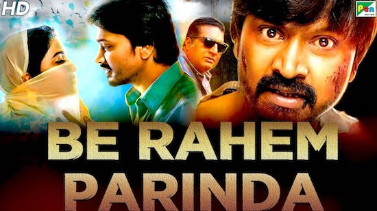Be Rahem Parinda 2019 HDRip 300MB Hindi Dubbed 480p