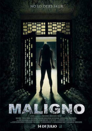 Maligno 2016 WEB-DL 300Mb Hindi Dual Audio 480p Watch Online Full Movie Download bolly4u