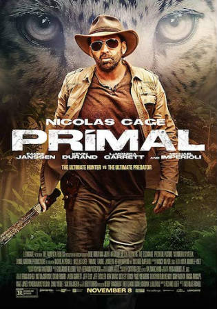 Primal 2019 WEB-DL 300MB English 480p ESub