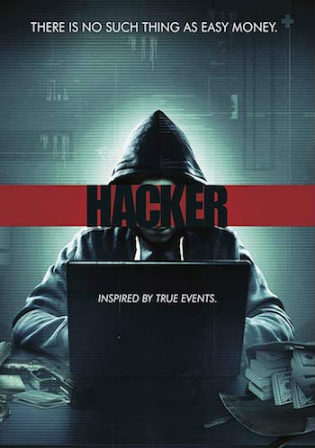 Hacker 2016 HDRip 300Mb Hindi Dual Audio 480p