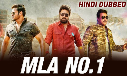 MLA No 1 2019 HDRip 300Mb Hindi Dubbed 480p